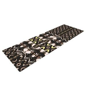 Kess Inhouse Yoga Mat Tribal Pattern NWT